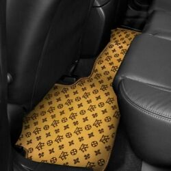For Ford Expedition 03-06 Fashion Auto Mat Carpeted 2nd Row Terracotta Floor Mat