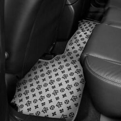 For Ford Expedition 03-06 Fashion Auto Mat Carpeted 2nd Row Black/gray Floor Mat