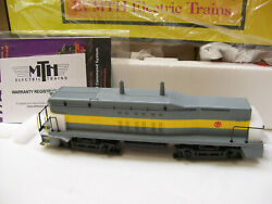New York Ontario And Western Mth Railking Non Powered Nw-2 Switcher Diesel Calf