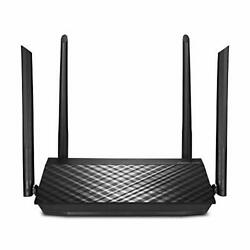 Asus Ac1200 Wifi Router Rt-acrh12 Dual Band Gigabit Wireless Router4 Gb Ports