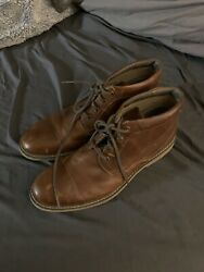 Mens Sperry Boots 12