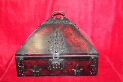 Wooden Jewellery Malabar Box New Vintage Antique Christmas Gifts Ba-80