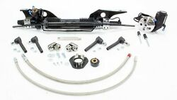 Power Rack And Pinion 67 70 Mustang Unisteer Perf Products 8010830 01