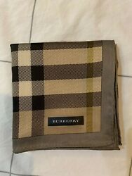 New Classic Check Pocket Square / Handkerchief Bought In Tokyo Japan