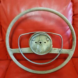 Mercedes W113 W112 W111 W110 Pagode Esteering Wheel Specific For These Models