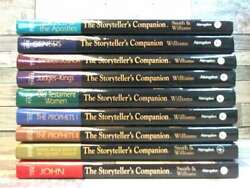 The Storyteller's Companion To The Bible 1,2,3,4,6,7,9,10,12 By Michael E. Wil
