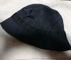 Gucci Bucket Hat Black Women#x27;s Size S Used 780 ME $329.99
