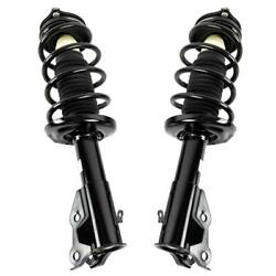 Front Pair Complete Shocks Strut Assembly For 2006-2011 Honda Civic