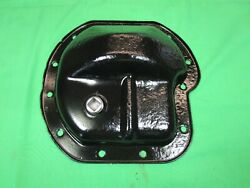 Mg Mgb And03965-and03980- Differential Cover And Plug- Original Refurbished Very Nice