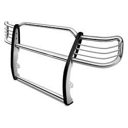 For Gmc Sierra 3500 Hd 15-17 Promaxx Automotive Gg11-0962 Polished Grille Guard