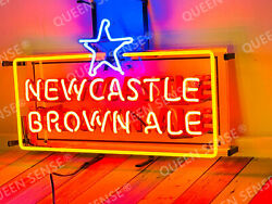 Newcastle Brown Ale Light Lamp Neon Sign 20 With Hd Vivid Printing Technology