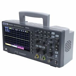 Hantek Dso2d10 2ch Digital Storage Oscilloscope 100mhz 1gs/s With Signal Source