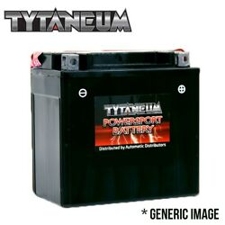 Tytaneum High Performance Factory Activated Battery For Polaris All Models All