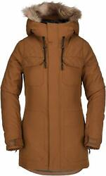 Volcom Womenand039s Shadow Insulated Snow Jacket