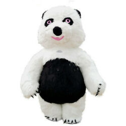 Panda Mascot Costume Suits Party Game Dress Outfits Xmas Easter Adults Fursuit