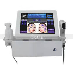 Portable Hifu Face Lifting Skin Firming Wrinkle Removal Slimming Equipment Ce