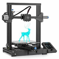Official Creality Ender 3 V2 Upgraded 3d Printer With Silent Motherboard Meanwel