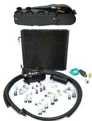 Gearhead Super Air Conditioning Ac Heat Defrost Kit + Fittings Compressor Hoses