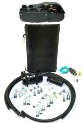 Gearhead Compac Air Conditioning Ac Heat Defrost Kit W Fittings Hoses Compressor