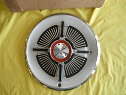 Ford Nos 1965 Galaxie 500 Xl Wheel Cover 15 One Only