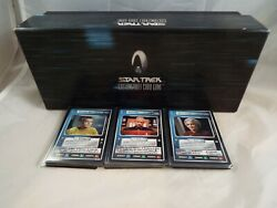 Star Trek Ccg All Good Things Complete Set With Box