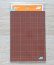 Hobonichi Japan Pencil Board A6 for Techo Planner Original Brown x Light Blue $12.99