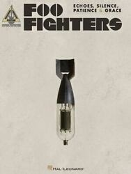 Echoes, Silence, Patience And Grace Guitar Recorded Versions By Fighters, Foo, G