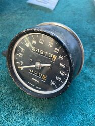 Honda Cb400f Super Sport 130 Mph Speedometer Oem Tested And Working.