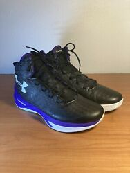 Under Armour Mens Clutchfit Drive 3 High Top Charged Basketball Shoes Size 12.5 $50.00