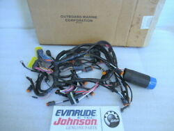 E1a Evinrude Johnson Omc 586521 Engine Cable Assembly Oem New Factory Boat Parts
