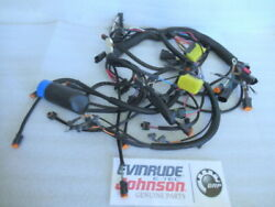 E1a Evinrude Johnson Omc 586582 Engine Cable Assembly Oem New Factory Boat Parts