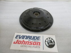 R1c Evinrude Johnson Omc 583339 Flywheel Assembly Oem New Factory Boat Parts
