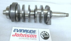 R1d Evinrude Johnson Omc 434772 Crank Shaft Assembly Oem New Factory Boat Parts