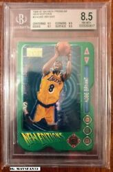 1996-97 Skybox Premium Kobe Bryant Rookie Rc New Editions Bgs 8.5 Possible Psa 9
