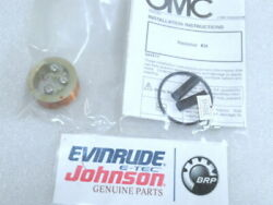 N12a Evinrude Johnson Omc 398545 Resistor Assembly Oem New Factory Boat Parts