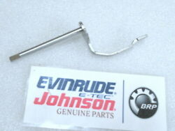 N12a Evinrude Johnson Omc 437797 Lever And Shaft Assembly Oem New Factory Parts
