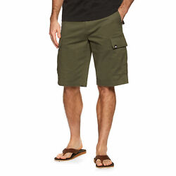 Element Howland Classic Mens Shorts Walk - Army All Sizes