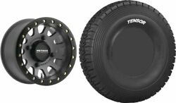 Mounted Wheel And Tire Kit Wheel 15x7 4+3 4/136 Tire 35x10-15 8 Ply