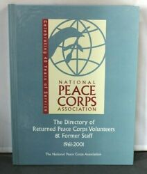 1961-2001 Directory Of Returned Peace Corps Volunteers And Former Staff
