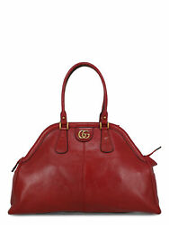 Women Shoulder Bags Rebelle Red Leather