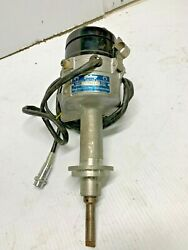 Vintage Mallory Photo-cell Ignition Distributor Ycp346ehc 346 - Untested