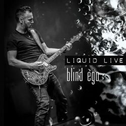 Blind Ego - Liquid Live New Cd With Dvd