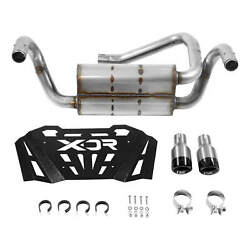 Xdr Exhaust For 2016 To 2019 Yamaha Yxz1000r - 7704