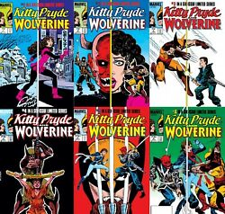 Kitty Pryde And Wolverine Mini Series 1984 Set Of 1 - 6 - Back Issues