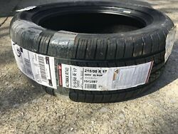 4 Brand New General Tires Size 215/50 R17 Price 500 Or Best Offer
