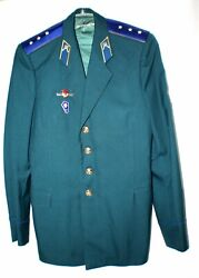 Warrant Officer 11th Ussr Separate Cavalry Regiment Uniform– Extremely Rare