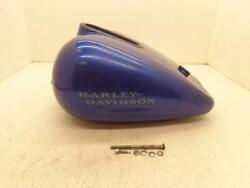 1998-1999 Harley Davidson Flh/ci/cui Fltri Touring Injected Fuel Gas Tank