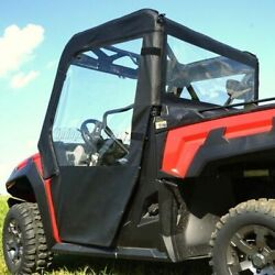 Falcon Ridge Soft Doors And Rear Window For 2020 Arctic Cat Prowler Pro