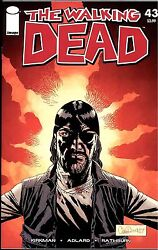 The Walking Dead Image Comics Run Ungraded Issues 43-48 6 Issues Nm/m