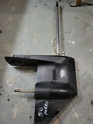 Mercury 35-40-45-50 Hp 2/4 Cylinder Lower Unit 20 Outboard 1984-1997 Gearcase